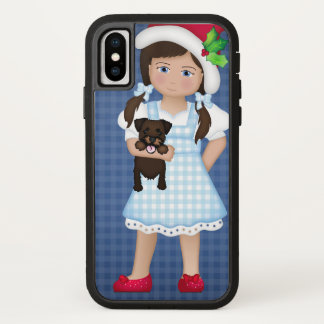 And Your Little Dog ToO!  Dorothy iPhone X Case