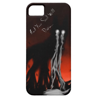 And Your Soul Will Drain iPhone SE/5/5s Case