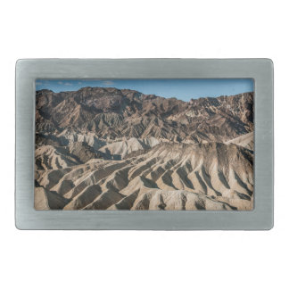 and zabriskie mointains Death valley california pa Belt Buckle