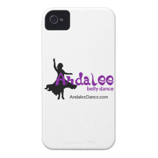 Andalee Belly Dance Flair Case-Mate iPhone 4 Case