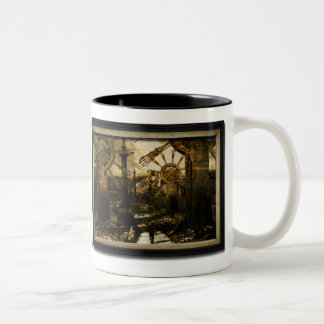 Andalou Two-Tone Coffee Mug
