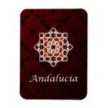 Andalucía arte de azulejo y cerámica marroquí en iman
