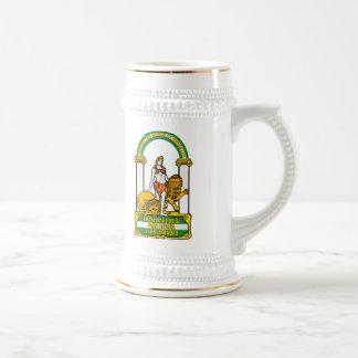 Andalucia Coat of Arms Mug