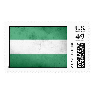 Andalucia Flag Postage Stamps