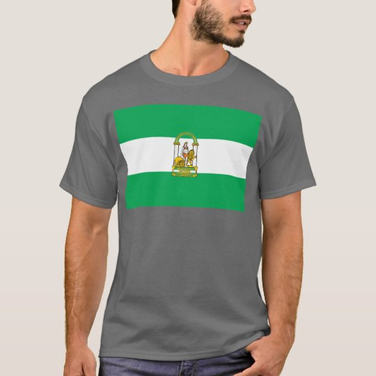 Andalucia Flag T-shirt