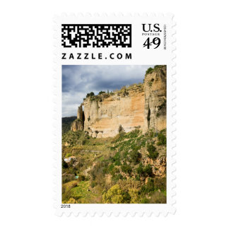 Andalucia Landscape in Spain Stamps