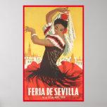 Andalucía, Sevilla Póster