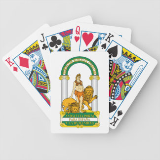 Andalucia (Spain) Coat of Arms Card Decks