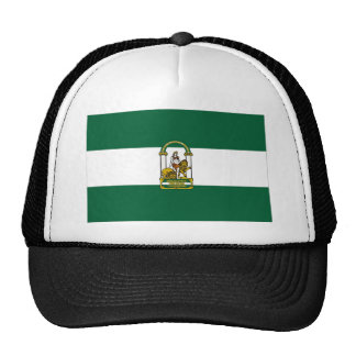 Andalucia Spain Mesh Hats