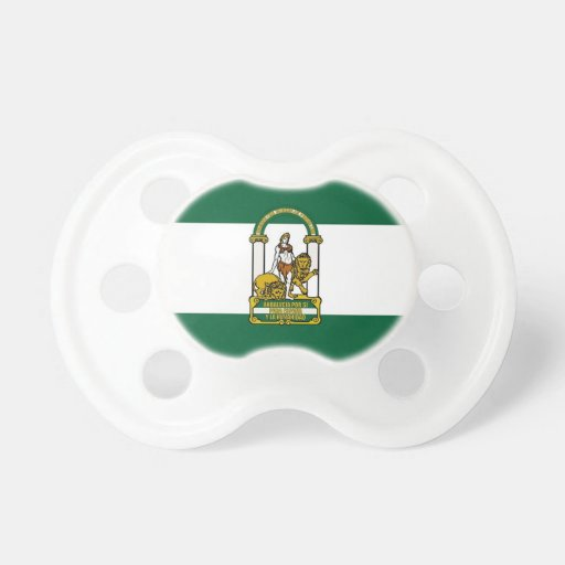 Andalucia Spain Baby Pacifiers