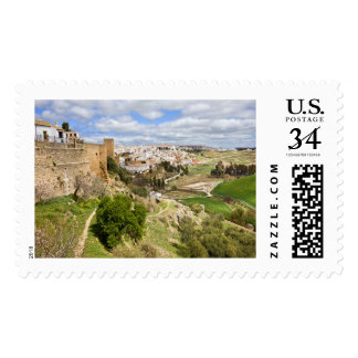 Andalusia Countryside Stamps