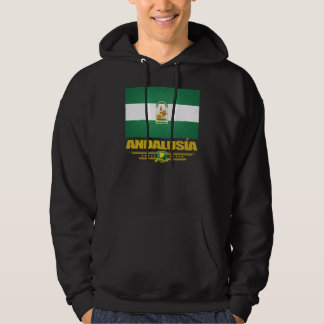 Andalusia Flag Hoodie