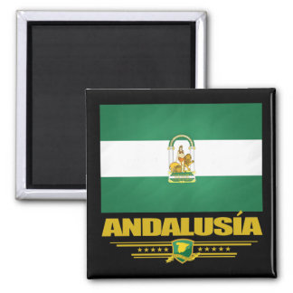 Andalusia Flag Magnet