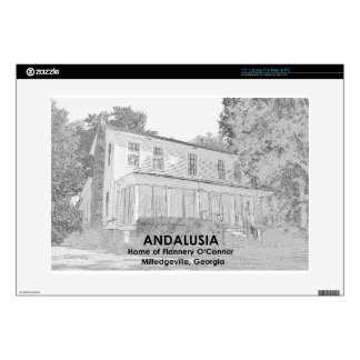 Andalusia - Home of Flannery O Connor Laptop Skins