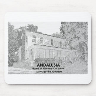 Andalusia - Home of Flannery O'Connor Mouse Pad