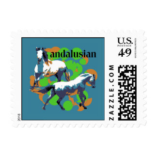 ANDALUSIAN 2 STAMP