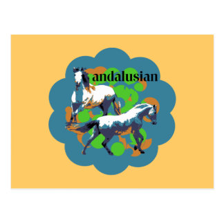 ANDALUSIAN 2 POSTCARD