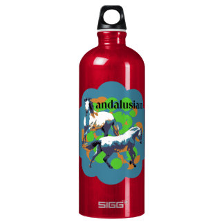 ANDALUSIAN 2 SIGG TRAVELER 1.0L WATER BOTTLE