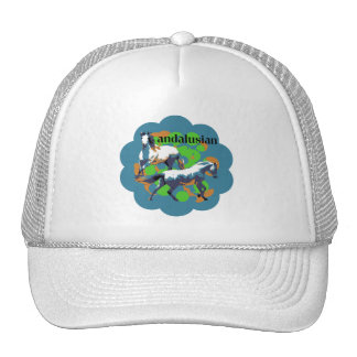 ANDALUSIAN 2 TRUCKER HAT