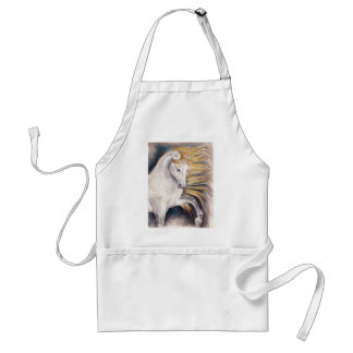 Andalusian Beauty Horse Adult Apron