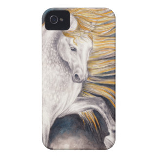 Andalusian Beauty Horse iPhone 4 Cover