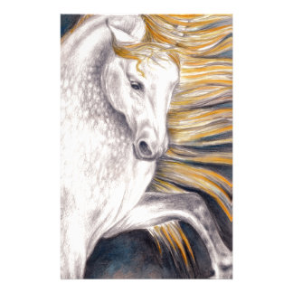 Andalusian Beauty Horse Stationery