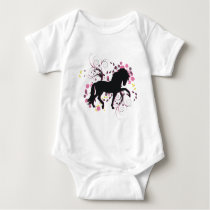 Andalusian Grunge Baby Bodysuit