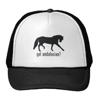 Andalusian Trucker Hats