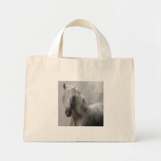 Andalusian horse tote bags