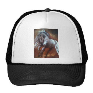 Andalusian Horse by Leni Tarleton Trucker Hats