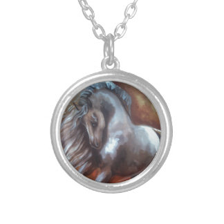 Andalusian Horse by Leni Tarleton Jewelry