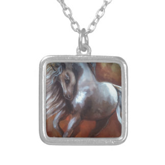 Andalusian Horse by Leni Tarleton Custom Jewelry