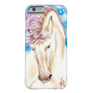 Andalusian Horse Barely There iPhone 6 Case