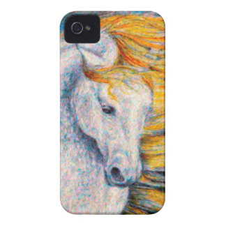Andalusian Horse iPhone 4 Covers