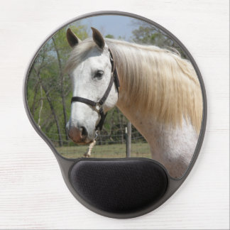 ANDALUSIAN HORSE HEAD MORISCO GEL MOUSE PAD