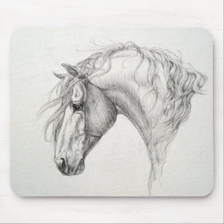 Andalusian Horse Mouspad Mouse Pad