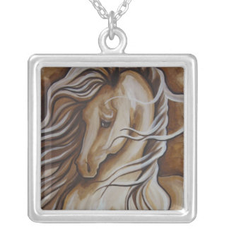 Andalusian Horse Necklace