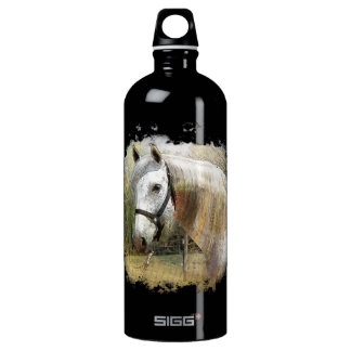 ANDALUSIAN HORSE PORTRAIT SIGG TRAVELER 1.0L WATER BOTTLE