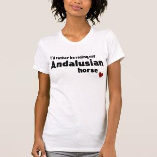 Andalusian horse shirt shirts