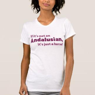 Andalusian horse t-shirt t-shirt
