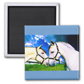 ANDALUSIAN KISS REFRIGERATOR MAGNET