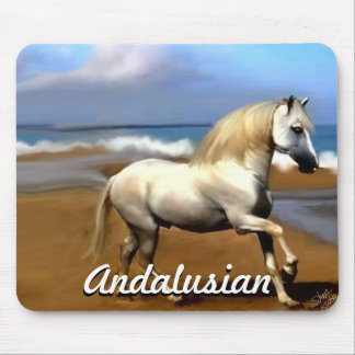 Andalusian Mouse Pad