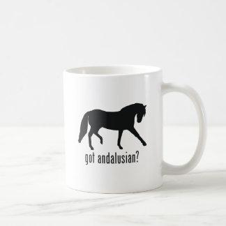 Andalusian Coffee Mugs