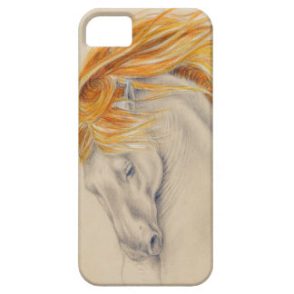 Andalusian Palomino Horse Case For The iPhone 5