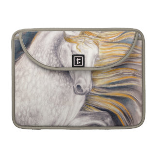 Andalusian Stallion Beauty Sleeve For MacBook Pro
