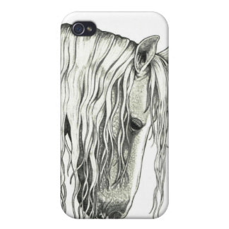 Andalusian Stallion iPhone 4/4S Case