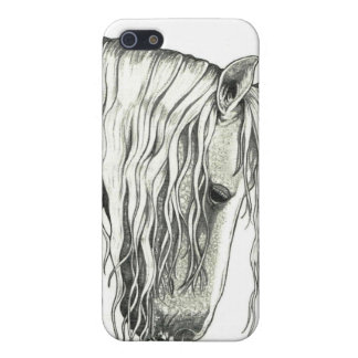 Andalusian Stallion iPhone SE/5/5s Cover