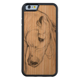 Andalusian Stallion Cherry iPhone 6 Bumper