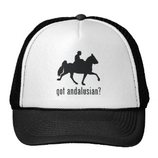 Andalusian Trucker Hat