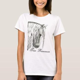 Andalusian True Romantic Horse T-Shirt